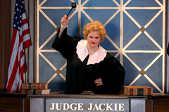 Kara Mikula as Judge Jackie