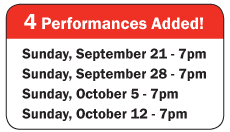 4 Performances Added!
