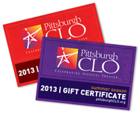 Pittsburgh CLO 2010 Gift Certificates