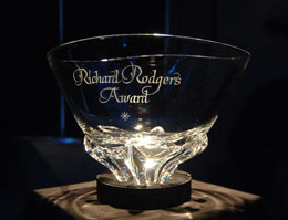 Pittsburgh CLO Richard Rodgers Award