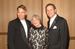 Pittsburgh CLO Richard Rodgers Award Stephen Schwartz, Mary Guettel and Van Kaplan