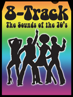 <em>8-TRACK, The Sounds of the 70's</em>