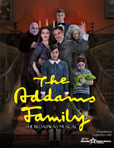 <i>The Addams Family</i>