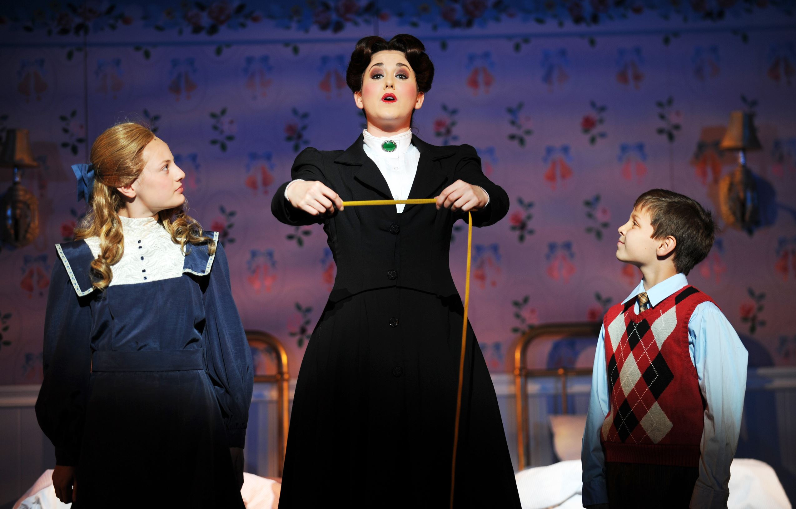 Mary Poppins at CLO worthwhile