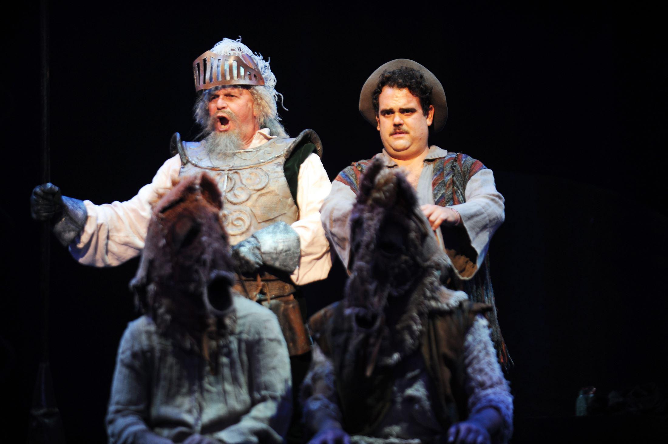 Stage Review: Man of La Mancha