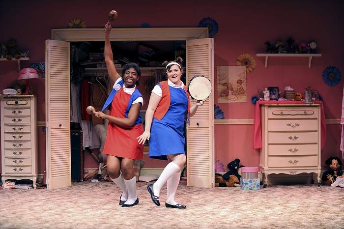 Canon-McMillan local starring in Girls Only: The Secret Comedy of Women