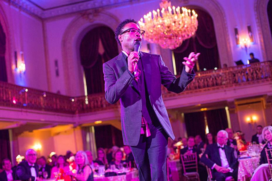 Billy Porter at CLO Guild Ball