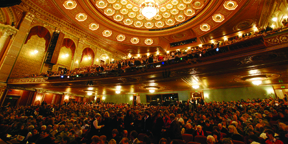 Benedum Center interior