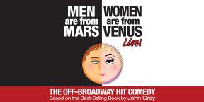Mars / Venus logo