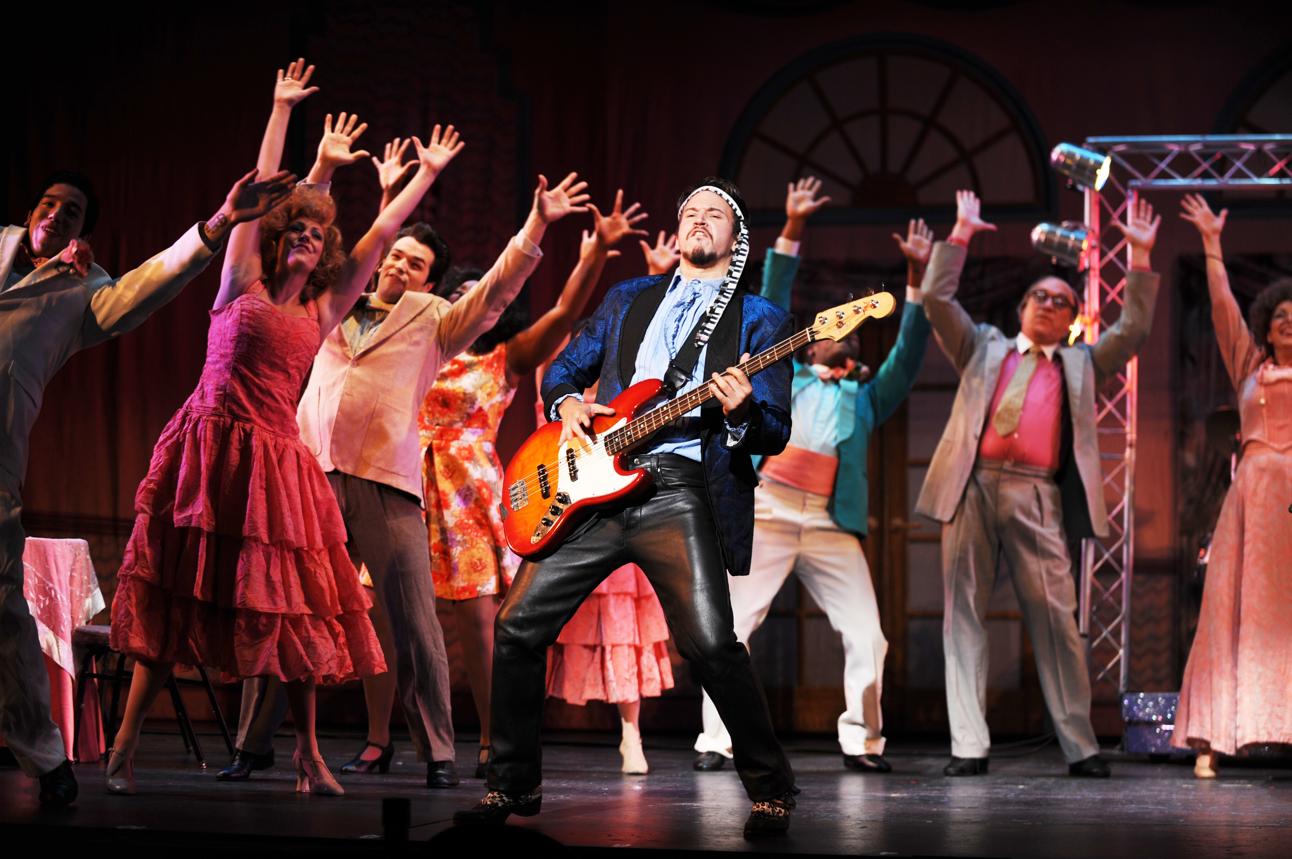 Pittsburgh Stage Review: The Wedding Singer
