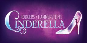 Rodgers + Hammerstein's Cinderella logo