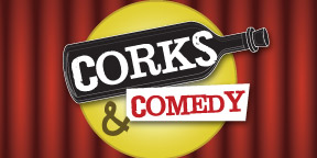 Corks and Comedy