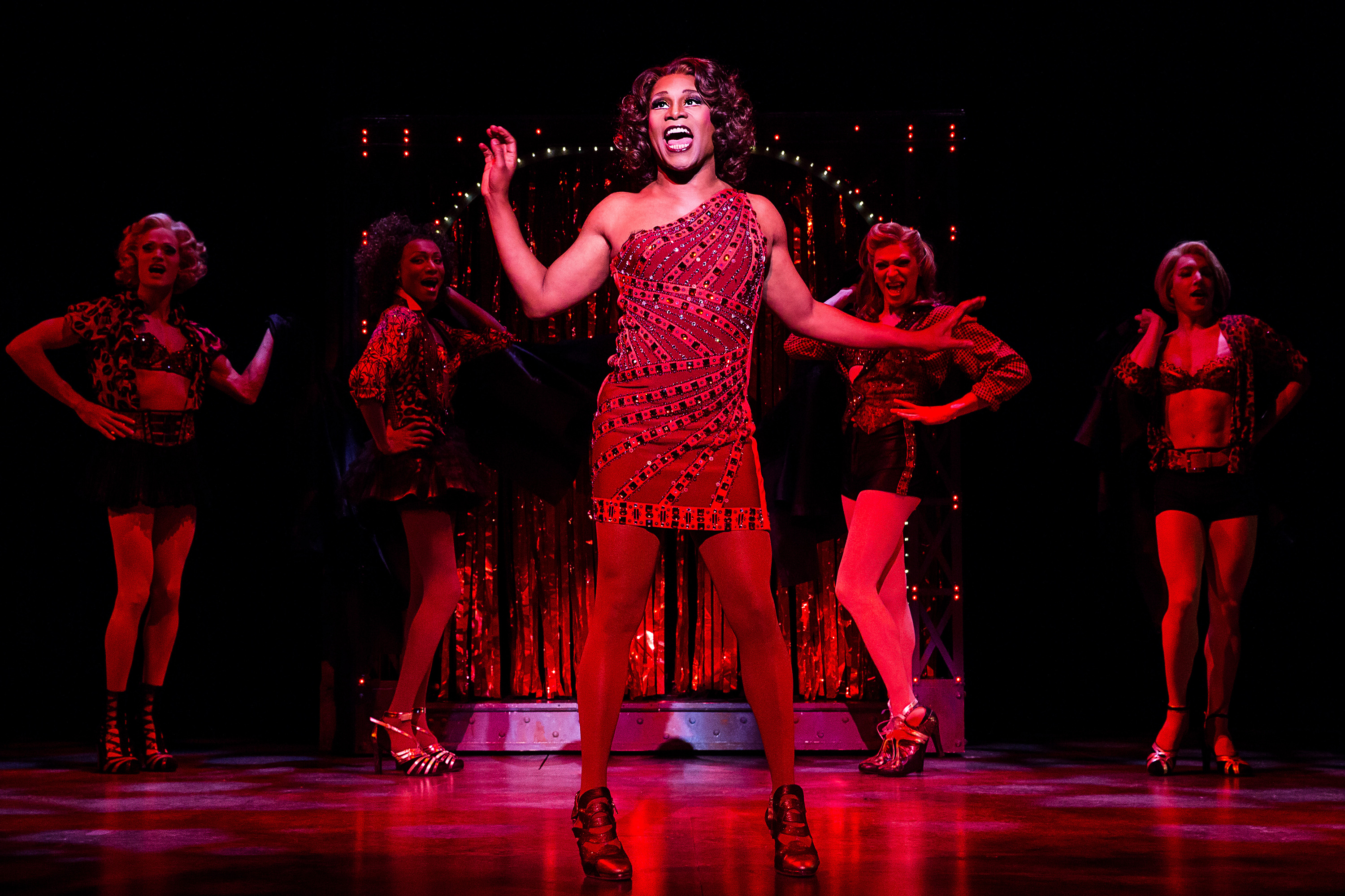 Timesonline.com Kinky Boots Opening Night Review