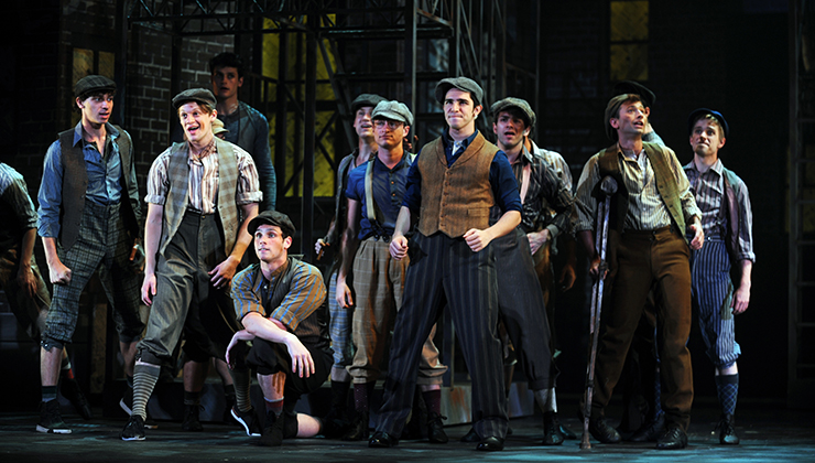 Newsies National Tour Auditions
