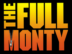 THE FULL MONTY logo