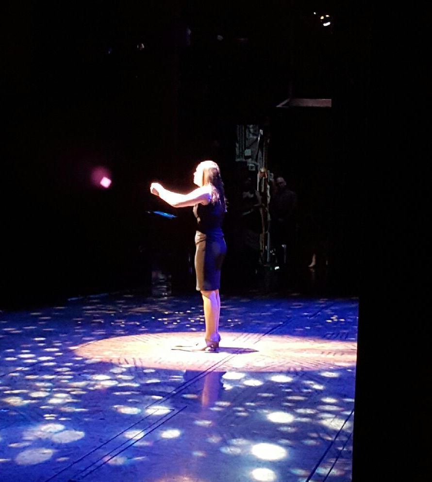 Marnie Quick in Top 3 of the Jimmy Awards
