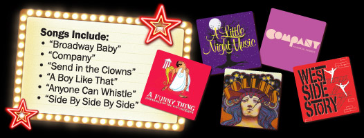 Side By Side By Sondheim Song List