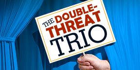 Double Threat Logo