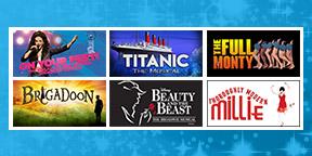 Summer Season logos