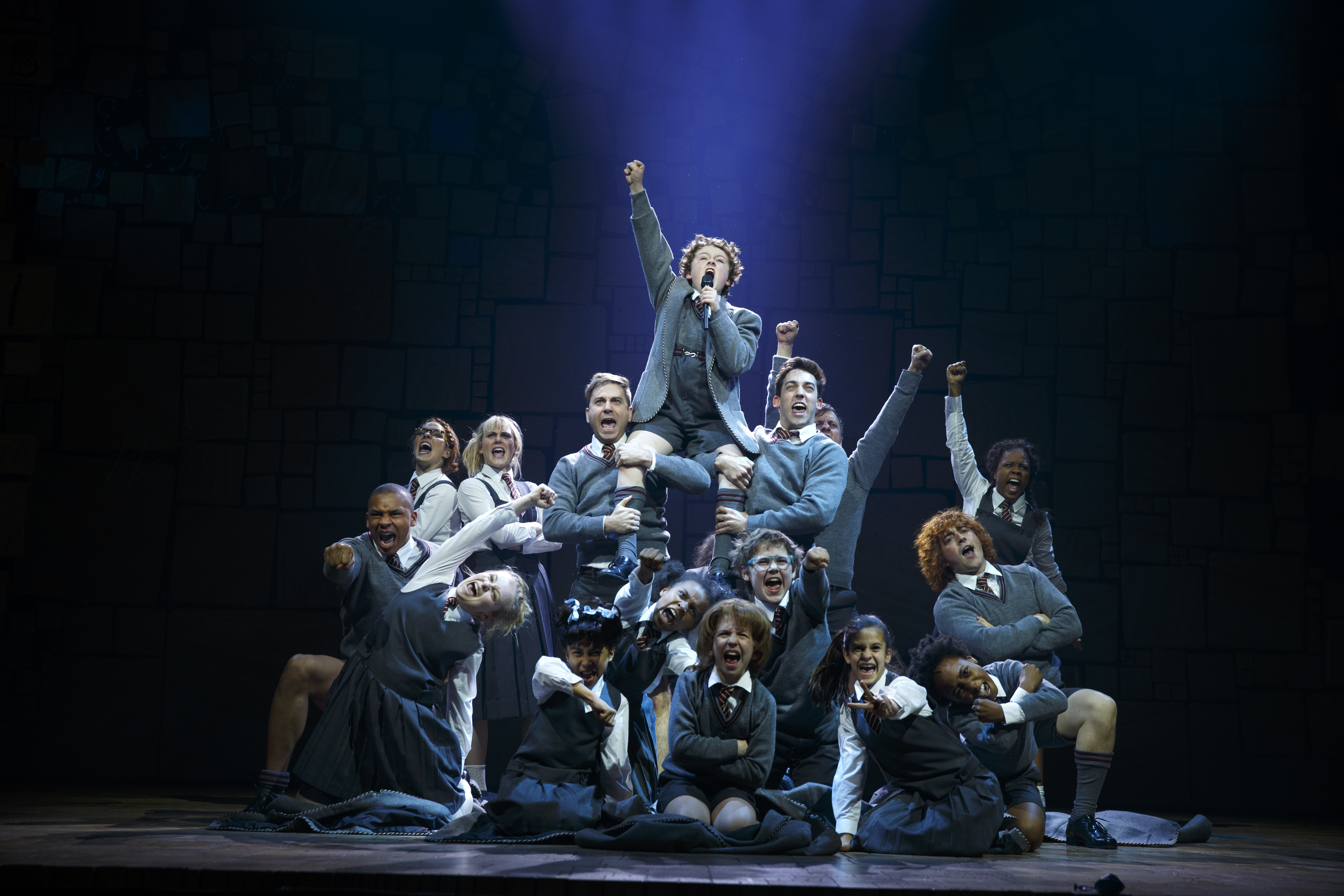 Original Cast of Matilda the Musical