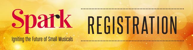 Spark Registration