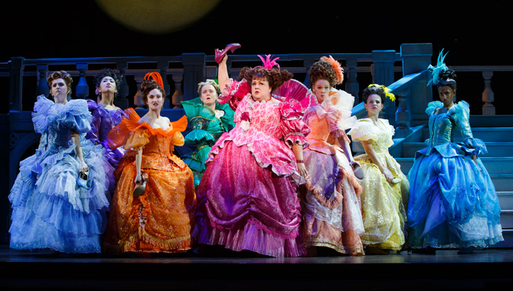 Cinderella On Broadway Tour Cast