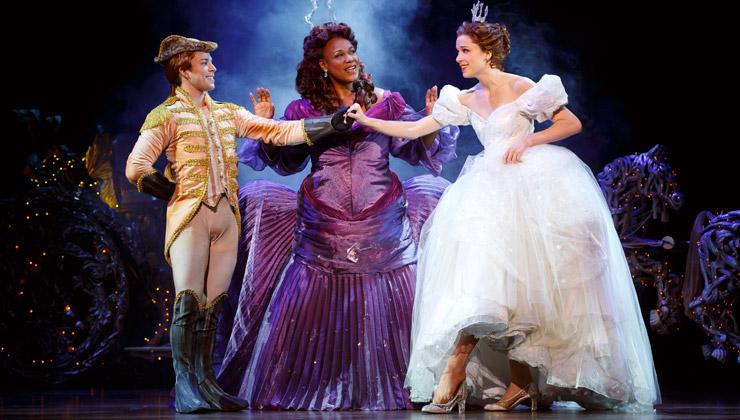 Cinderella National Tour Auditions
