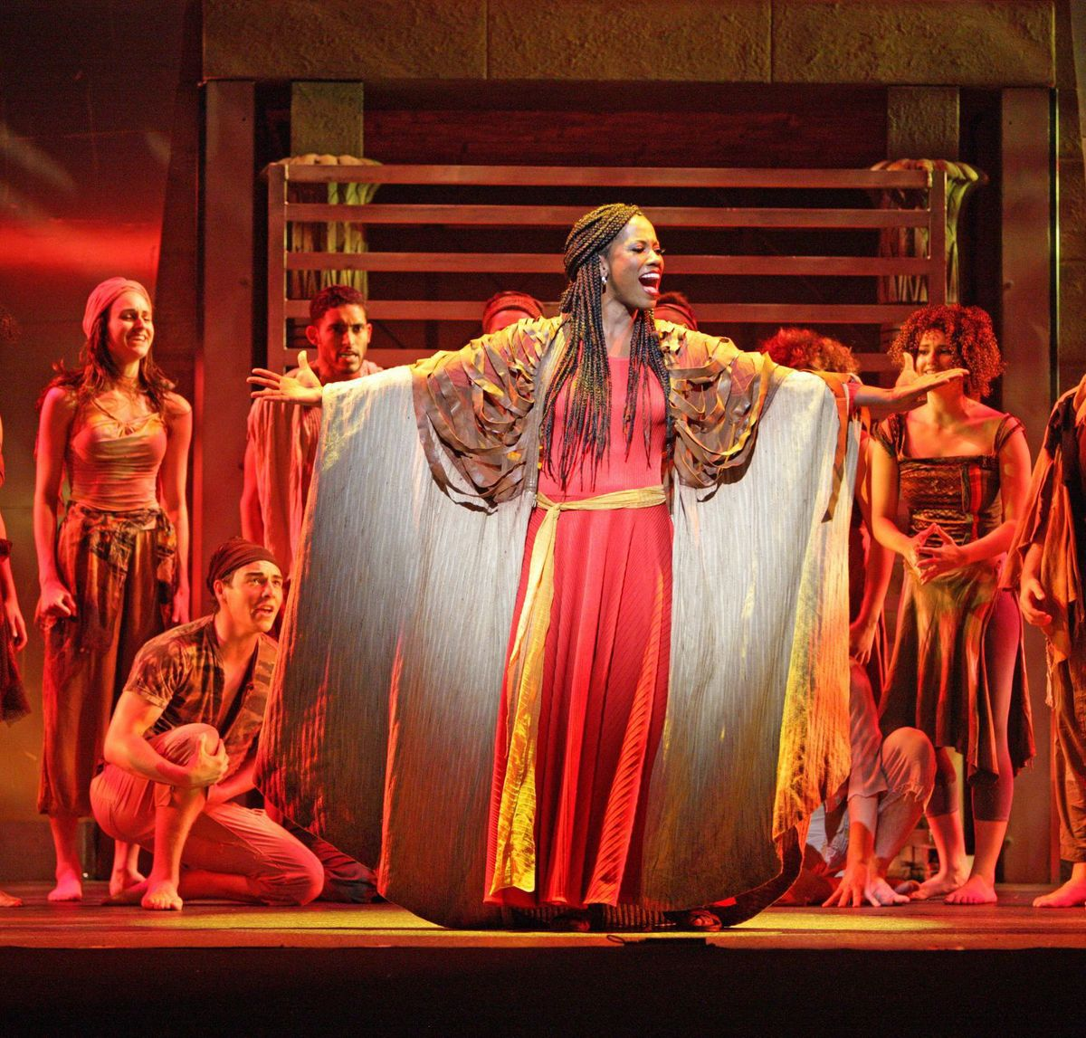Elton John's Aida to come to Pittsburgh CLO