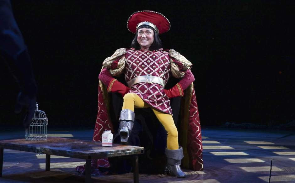 Benjamin Howes will play Lord Farquaad in Pittsburgh CLO's 'Shrek the Musical.'