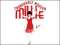 THOROUGHLY MODERN MILLIE logo