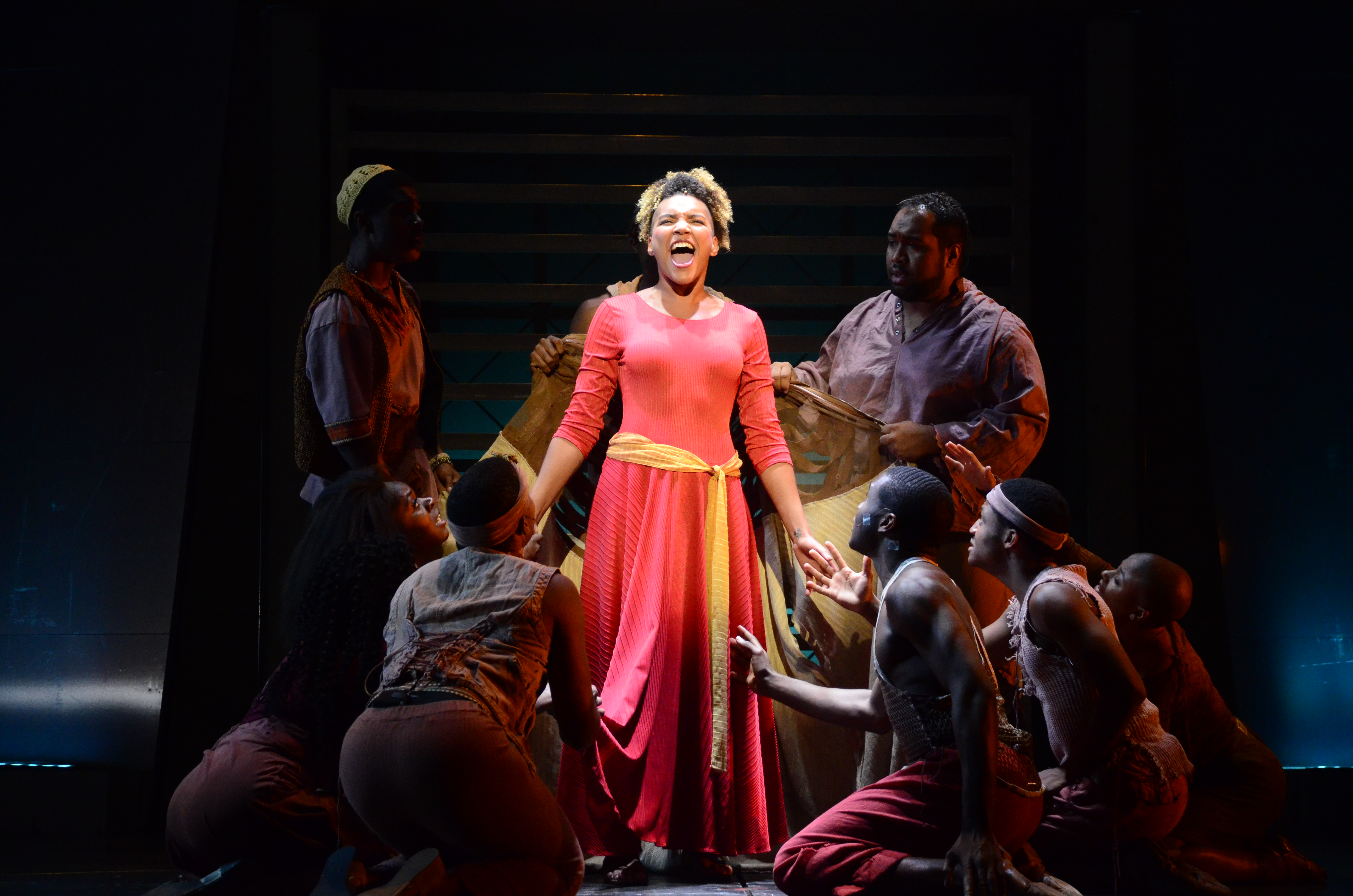 Emmy Raver-Lampman in Pittsburgh CLO's Aida