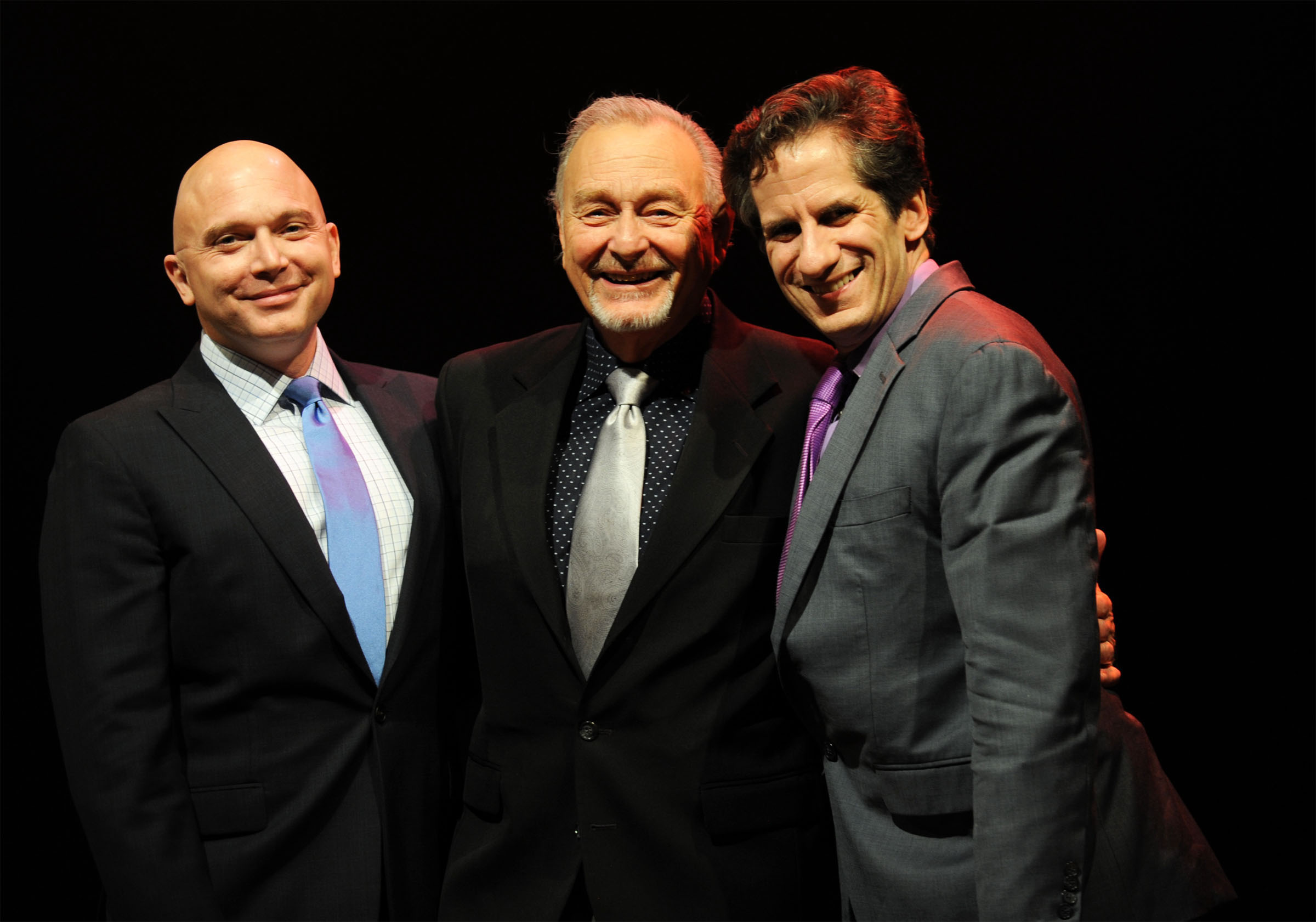 Broadway's Michael Cerveris & Father with Seth Rudetsky